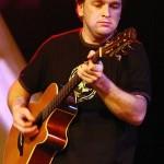 Krzysztof Paul. Najlepszy gitarzysta, z jakim zdarzyło mi się grać. Grać z nim - to dla mnie zaszczyt.