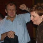Dorota z Gliwic - to Ona sprawiła, że zagralismy w 4 ART Music Pub w Gliwicach.