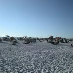 Plaża z cudownym piaskiem.