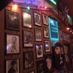 Ściana w klubie