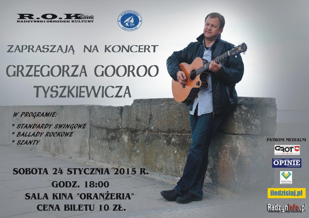 KONCERT G. TYSZKIEWICZA