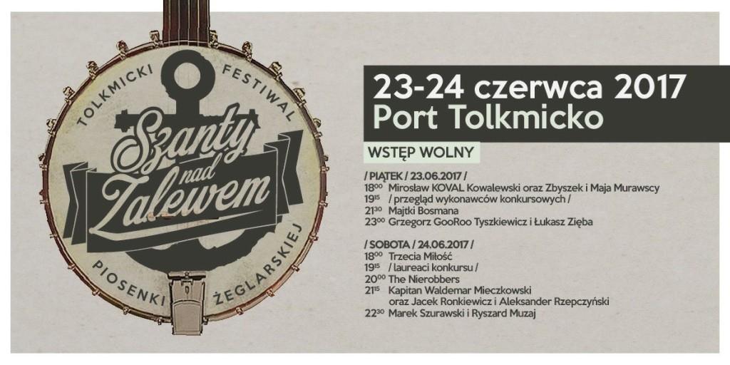 Plakat Tolkmicko' 2017