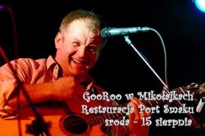 Grzegorz GooRoo Tyszkiewicz