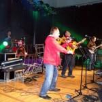 GooRoo Band w 4/5 okazałości na scenie PPP Zima 2010 - Tychy.