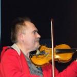 Pan Leszek - 1sze skrzypce Bandy. Przepraszam - Bandu!