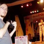 """A to jest Tomasz Goliński. Autor DOSKONAŁYCH zdjęć i ujęć z szantowych festiwali. Oraz innych. Jego prace można znaleźć w internecie. Link do strony - w zakładce """"LINKI"""". Warto poszukać..."""