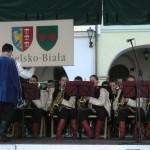 Orkiestra młodzieżowa sobie gra...