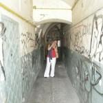 Kasia w klatce. Schodowej. :-)))