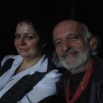 Wdzięczna, sympatyczna Widownia: Irena i Władek (autor zdjęć).