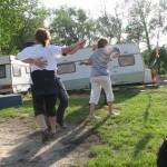 ...a nawet przygrywałem do tańca - jak widać...