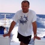 Na pokładzie pływającej bazy nurkowej