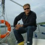 Zdjęcie moich żółtych kotwic. Jeszcze z rybackich czasów.