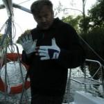 Rękawiczki do lin - odkrycie 2011. Wybrać talię stawiającą maszt - BANAŁ!!!