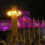 Dni Morza Szczecin 2008 - światło i dźwiek... Imponujące, wielkie wydarzenie!