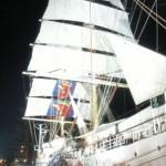 Jeszcze jedno ujęcie Fregaty.